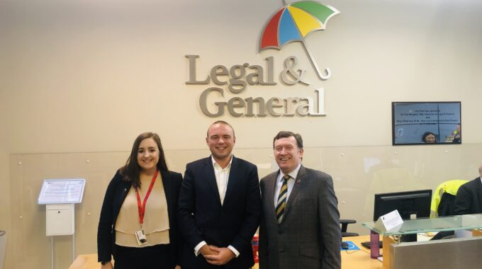 When Hooray Met… Legal & General