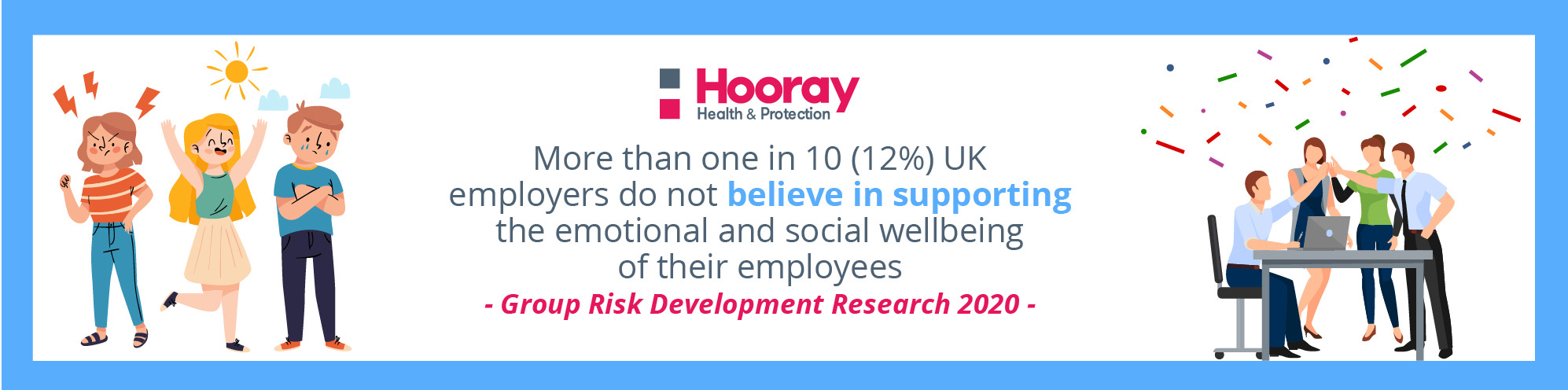 Employee Life Insurance Social Wellbeing