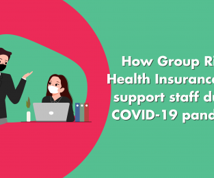 How Group Risk & Health Insurance Can Support Staff During COVID-19 Pandemic
