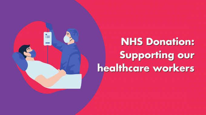 NHS Donation: Supporting Our Healthcare Heroes