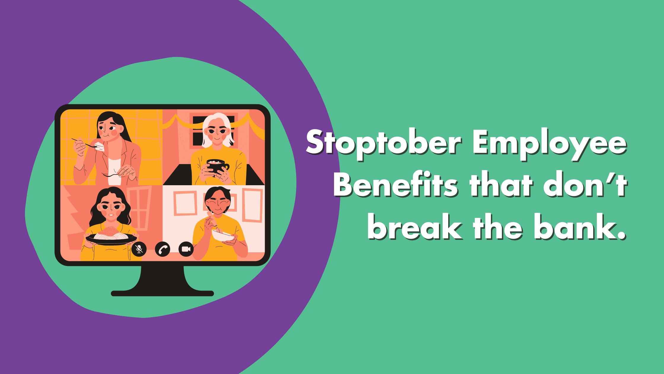 Stoptober Employee Benefits
