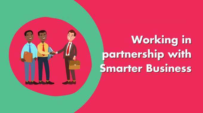 New Partnership With Smarter Business