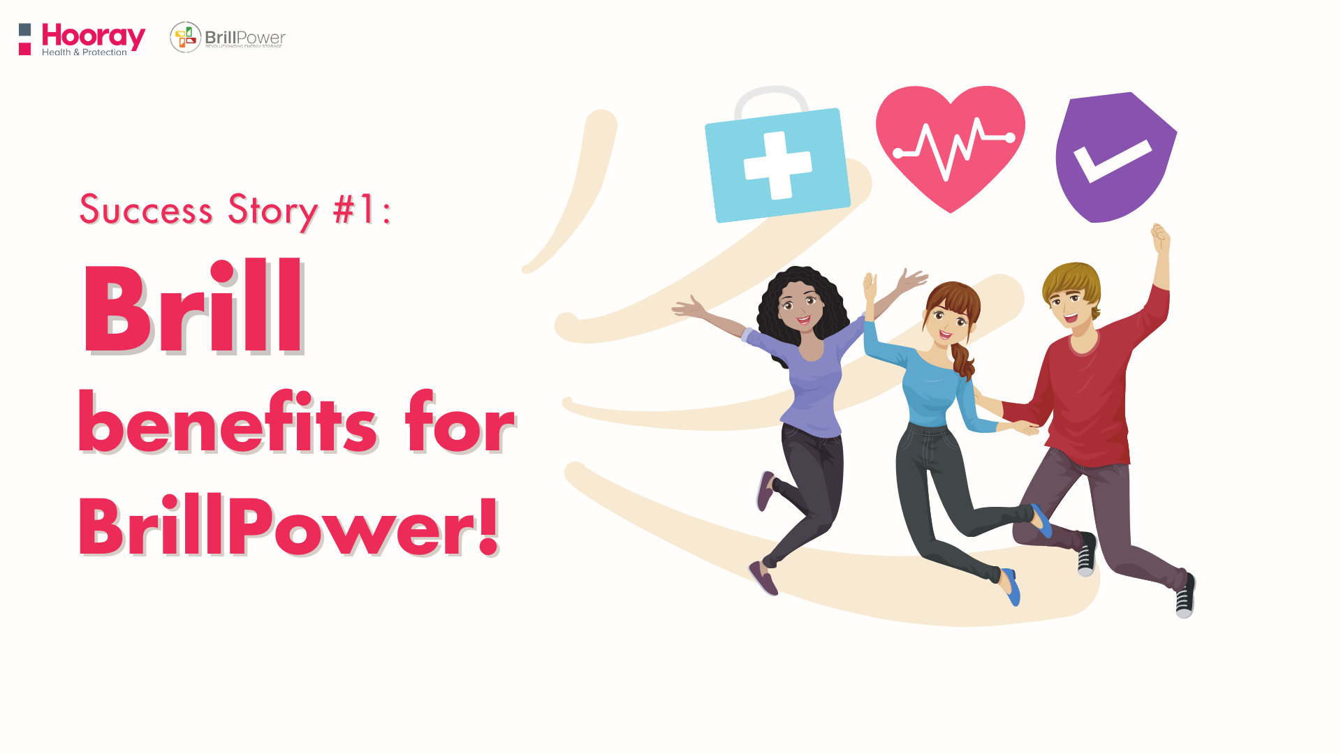Brill Benefits For BrillPower