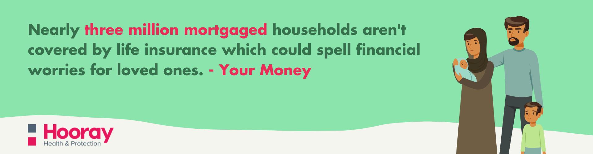 Life Insurance Mortgage