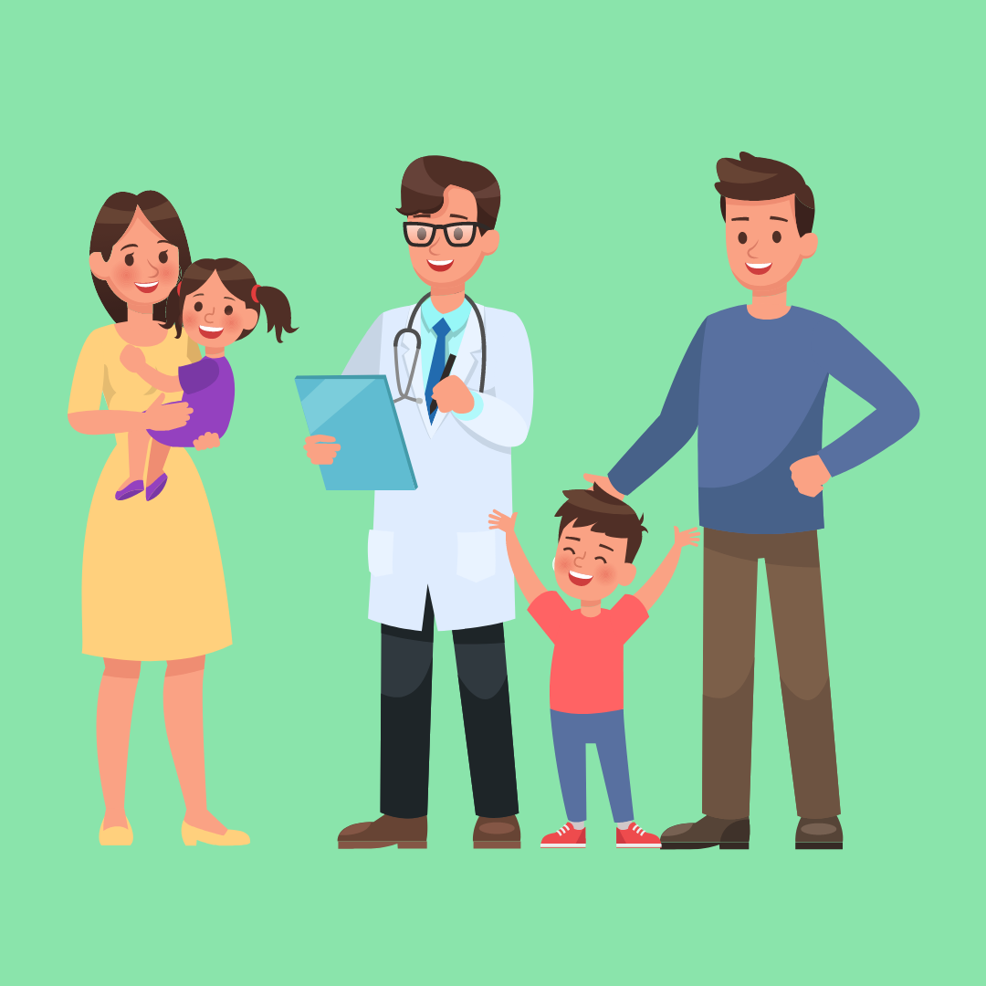Private Health Insurance Family